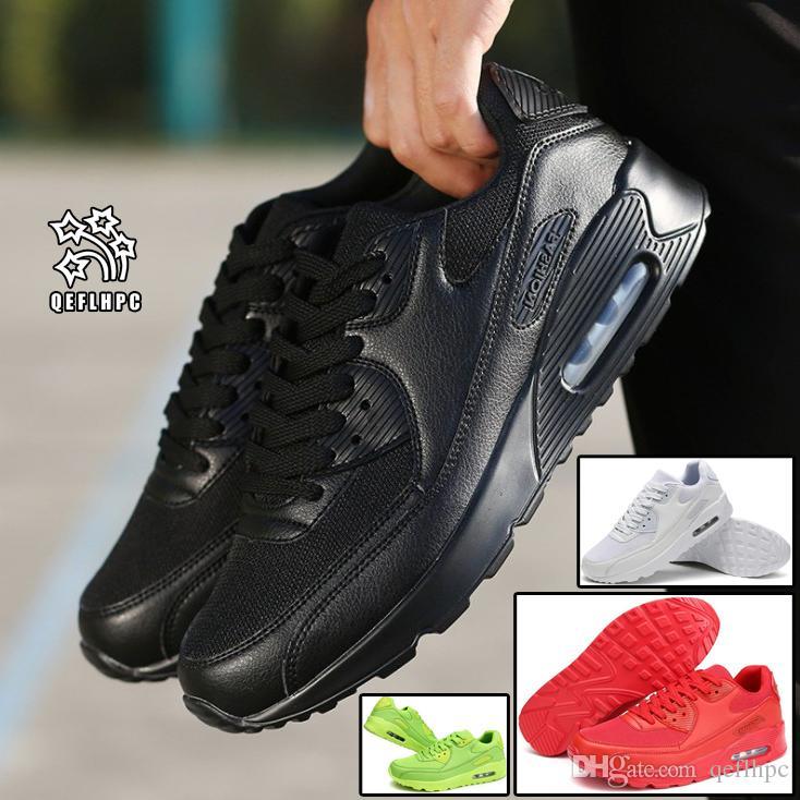 Men Running Shoes Casual Fashion Student Flat Shoes Men Sneakers Gym ... c1f018b8b9a