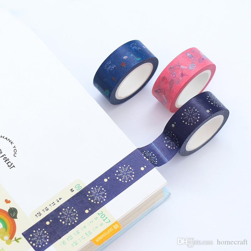 12 Patterns Washi Tape Nature Animal Floral Bird Decorative Diary Book Photo Album Decorative stickers DIY Stationery school Supply 2016