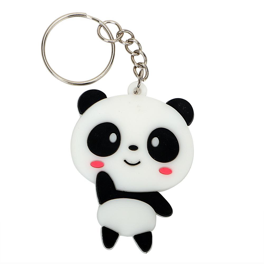 Cute Panda Car Key Chain Auto Key Ring Women Bag Pendant Creative Gift  Keychain Fashion Cool Jewelry Electronic Key Replacement Electronic Keys  For Cars ... 12d7516f8