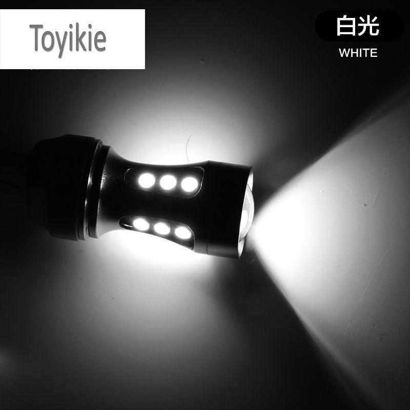 3030 18SMD 1156 Bay15d 1157 LED Brake Lights Taillights Fog Lights Driving lights Car Bulbs Lamp