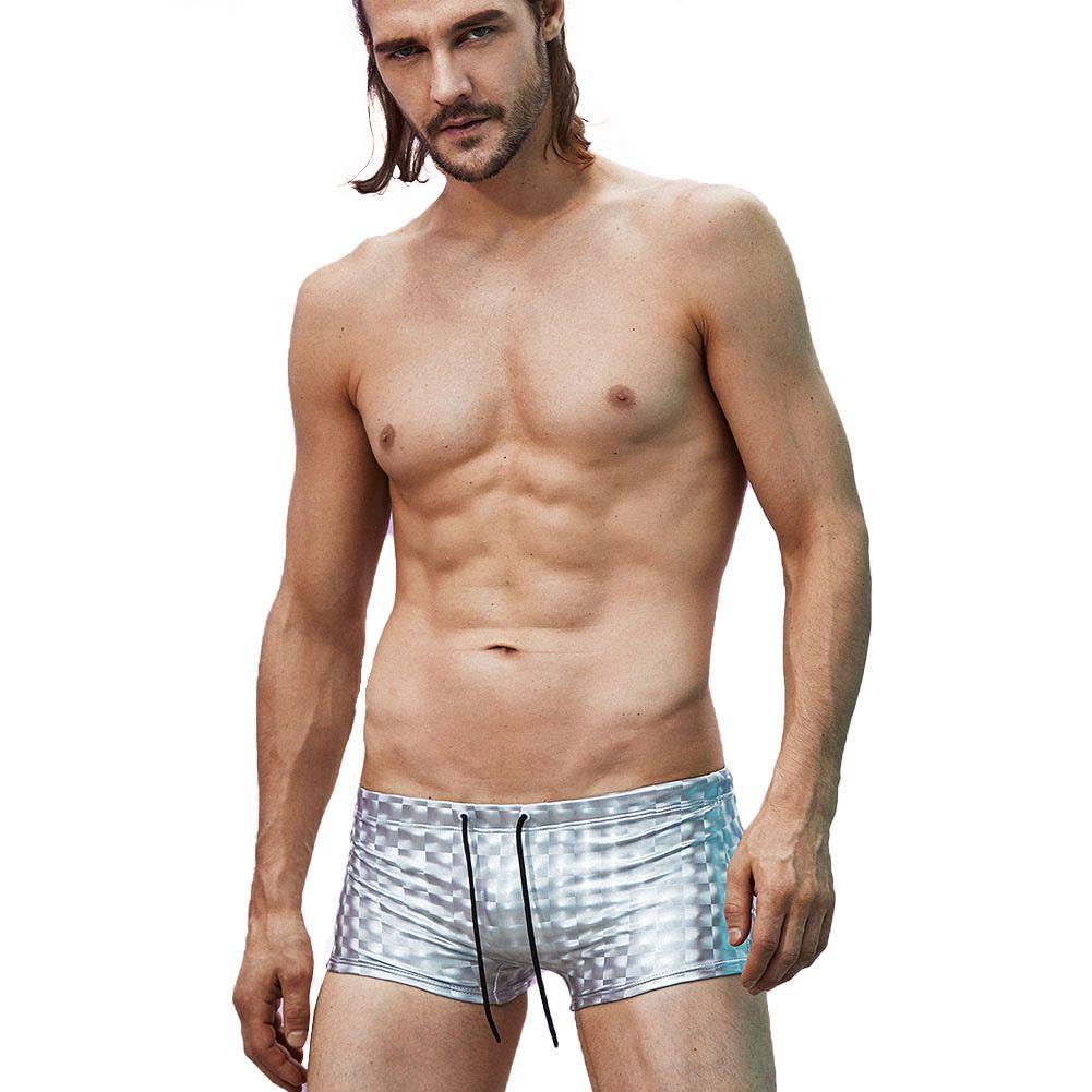 4fef349223 2019 2018 Brand Men'S Swimming Trunks For Swimwear Man Swimsuit Sexy Boxer  Surf Bathing Swim Wear Boxer Shorts Sunga From Hongzhang, $21.7 | DHgate.Com
