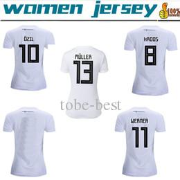 2018 Women World Cup Soccer Jerseys Germanys Ladys Girl Draxler Kimmich  MULLER OZIL KROOS HUMMELS WERNER GOTZE REUS Football Shirts UK 2019 From  Tobe Best 88d02f866a