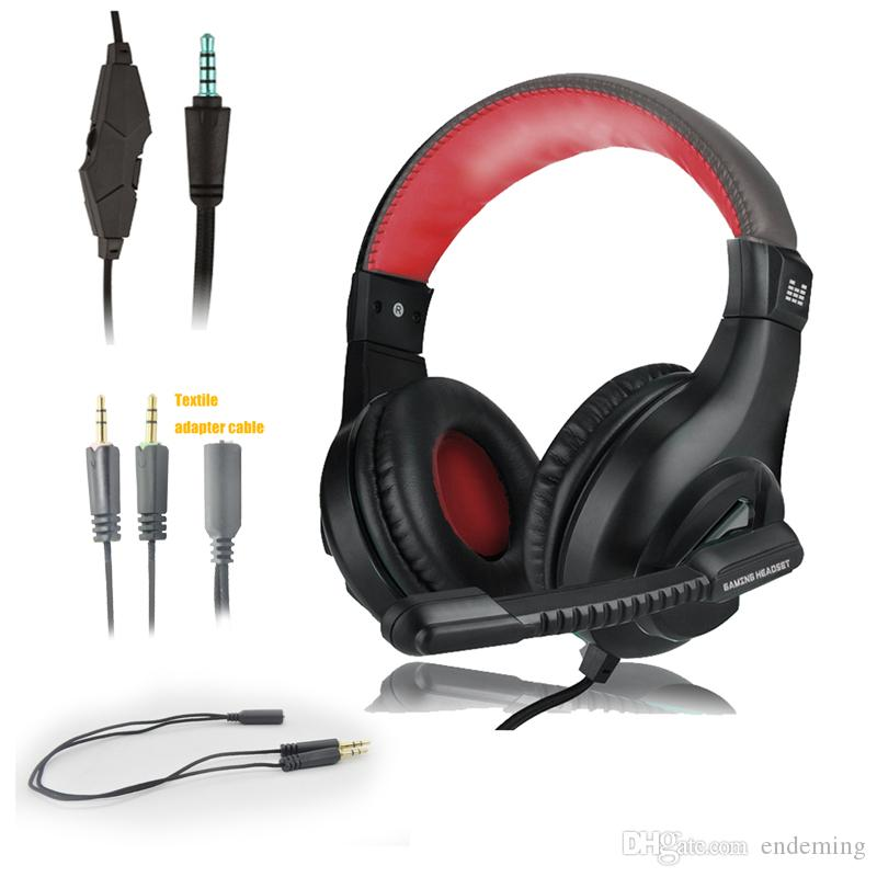 Top Selling DLDL SOUND gaming Headsets DLDLSOUND Headphone for PC XBOX ONE  PS4 Headset Headphone For Computer Headphone