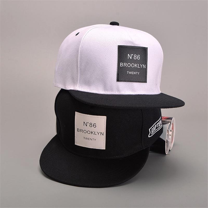 e3a6e6bee04 2018 New Men Womens Couple Caps Letters Solid Color Patch Baseball Cap Hip  Hop Caps Leather Sun Hat Snapback Hats Men Hats Zephyr Hats From Maocai