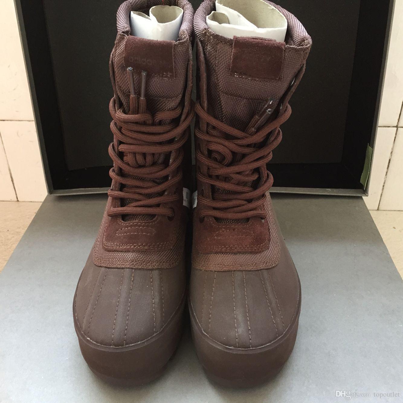 8e45011bb05a Großhandel 750 Pirate Black Women Stiefel Männer Kanye West Schuhe Classic  Sports Lauf Casual Mode Sportlich Sneaker Eur  36 46 Mit Box Von Topoutlet,  ...