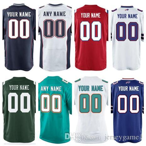 3957a9ba ... discount code for 2018 buffalo miami new york dolphins bills jets  american football jerseys college custom