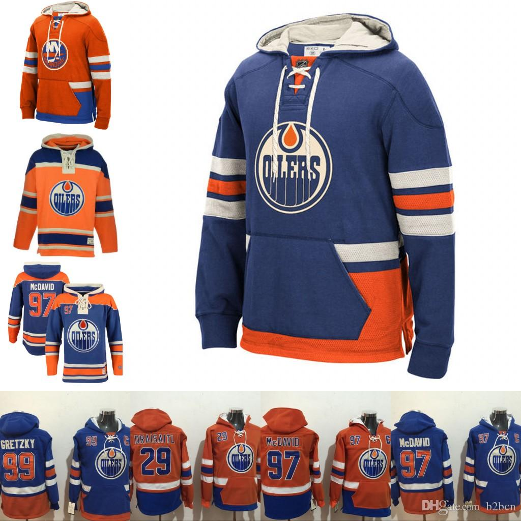 9ffd0912a ... reduced 2019 mens edmonton oilers custom connor mcdavid 29 leon  draisaitl 44 zack kassian 93 ryan