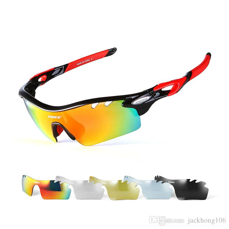 05e2fb60266 2019 UV 400 Outdoor Cycling Glasses Sport For Mountain Bike MTB Bicycle And Motorcycle  Eyewear From Jackhong106