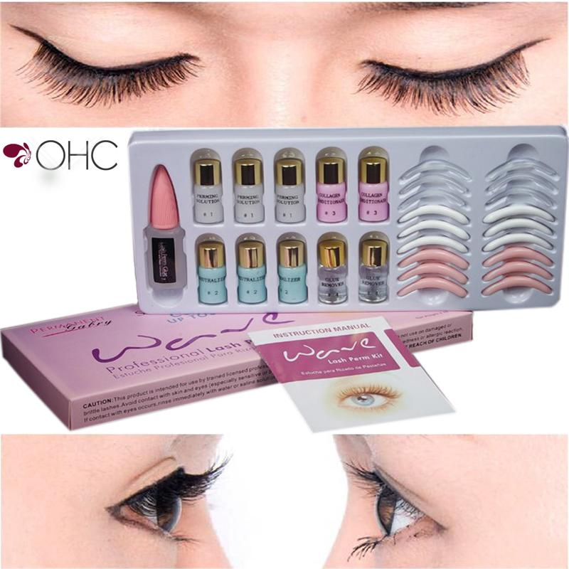 Lash Lift Eyelash Perming Kit Lift Perm Set With Rods Glue