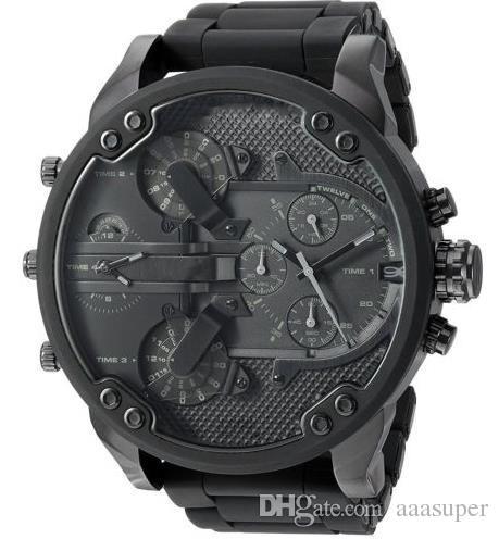 NUEVOS relojes de lujo - DZ7312 DZ7315 DZ7331 DZ7333 DZ7370 DZ7395 DZ7396 DZ7399 DZ7401 Reloj militar para hombre