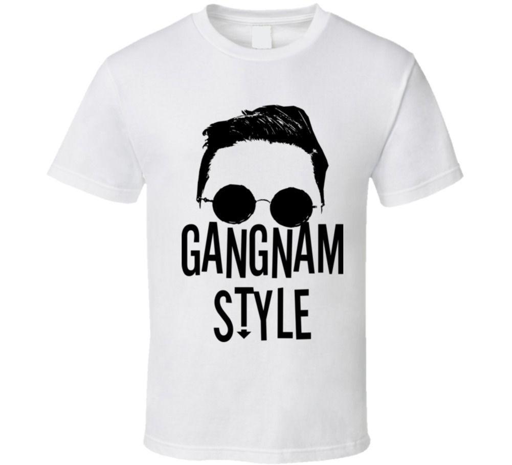 Gangnam Style funny South Korea viral video music pop t shirt