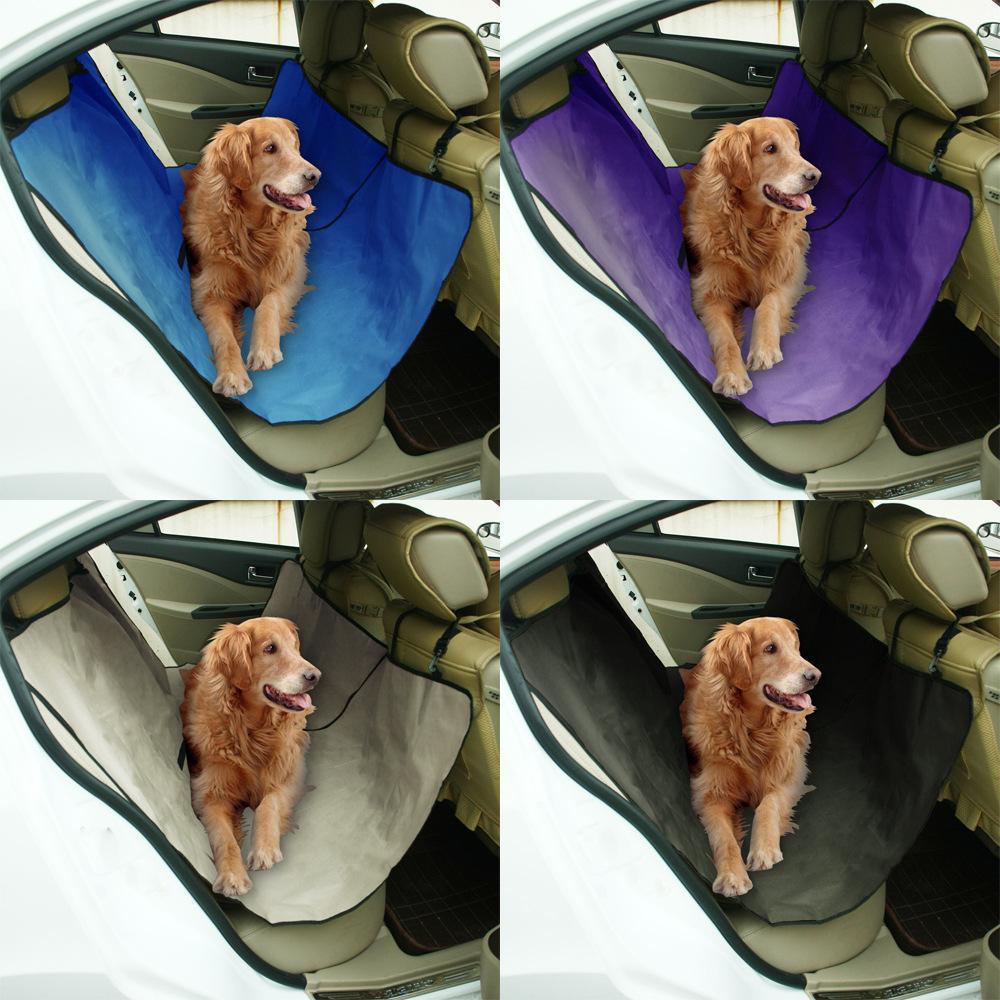 New Pet Dog Cat Waterproof Car Seat Cover Mat Blanket Supplies Safe Safety Travel Hammock PET