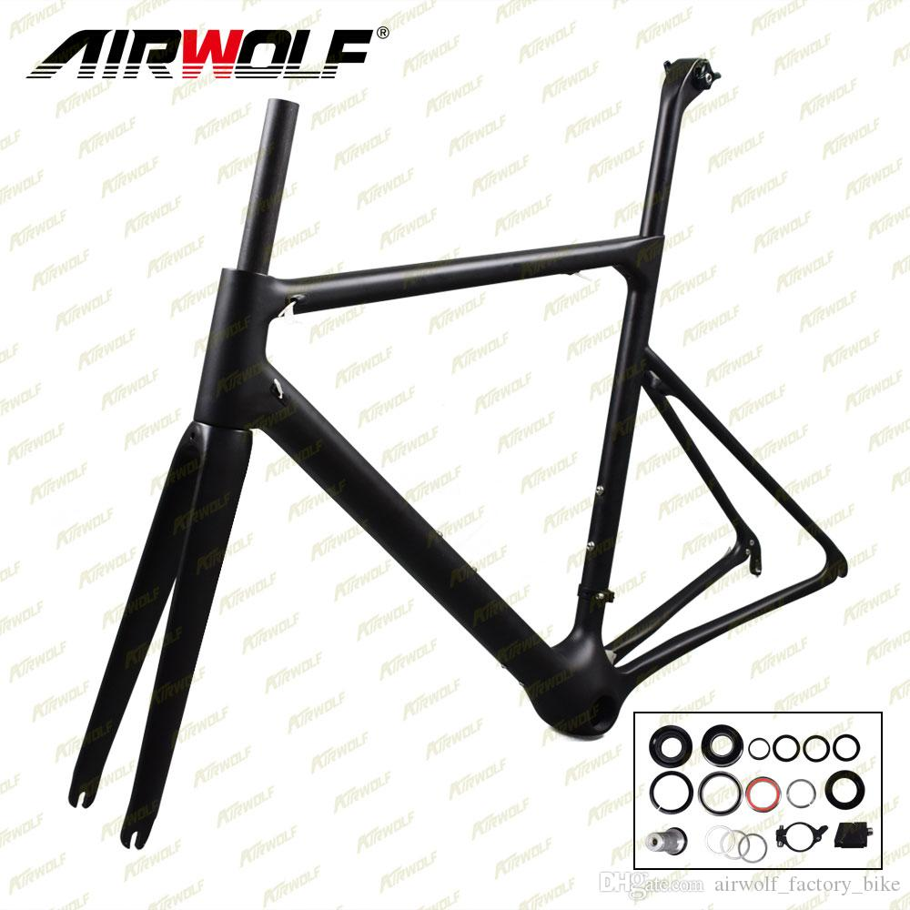 Only 766g Road Bicycle Carbon Frame Newest Monoque Technology Road ...
