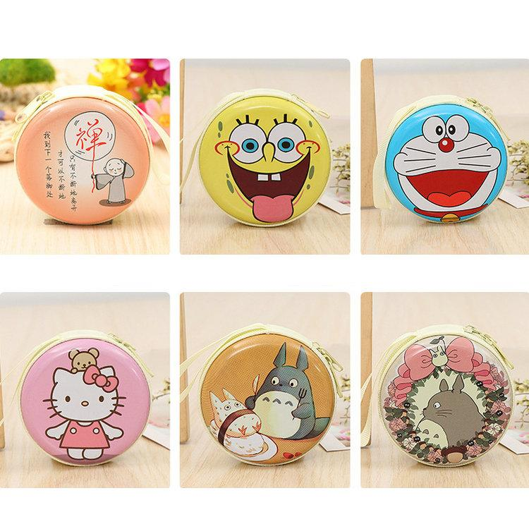 Dhl Cartoon Creative Children Toys Christmas Gifts Kids Zero Wallet