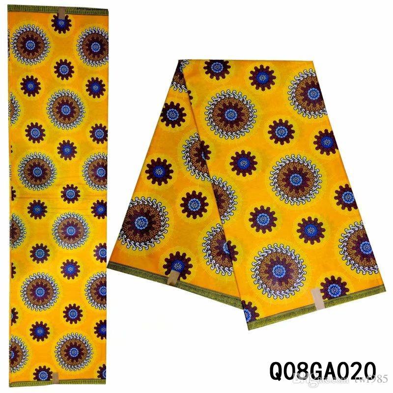 77da598a16d97c Großhandel Mode Schöne Sexy Kleid Verkauf Afrikanischen Wachs Stoff ...