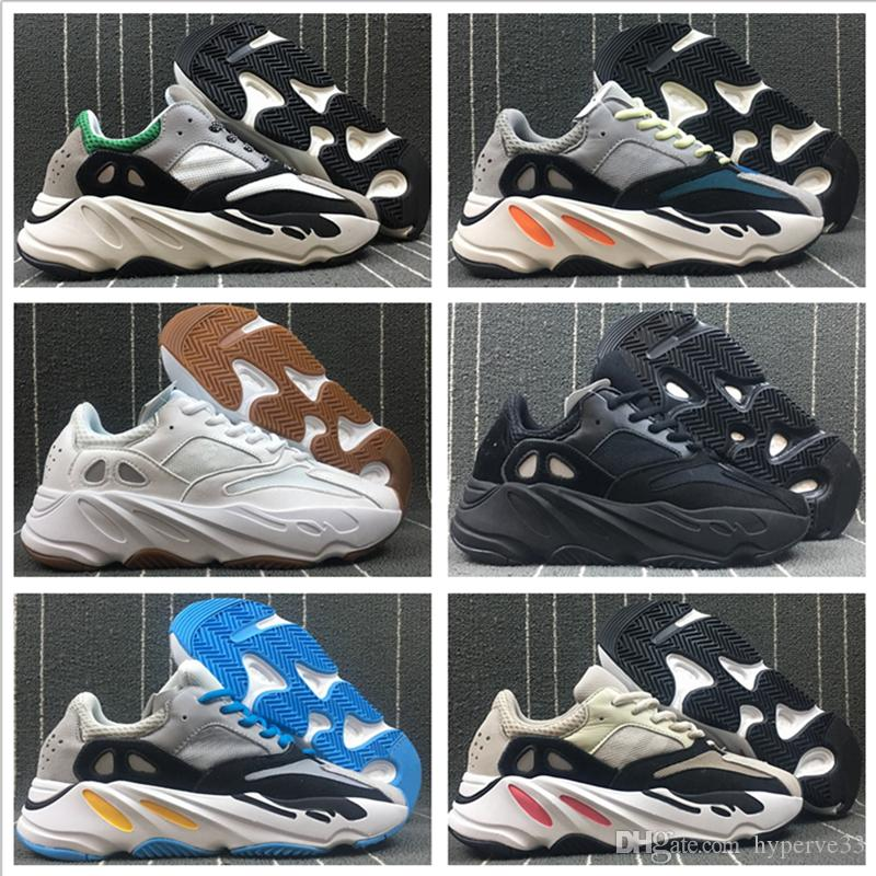 Cheap Kanye 700 West Wave Runner 700 Classic Running Shoes Sports 700 Shoes Fashion Sneakers size 5.5-11 cheap sale factory outlet Cheapest cheap online best store to get cheap sale browse gaReDp9K0G