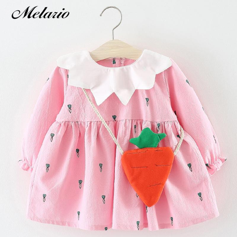 32a77726523a 2019 Melarie Baby Clothing 2018 New Leisure Cotton Cute Carrot Bag ...