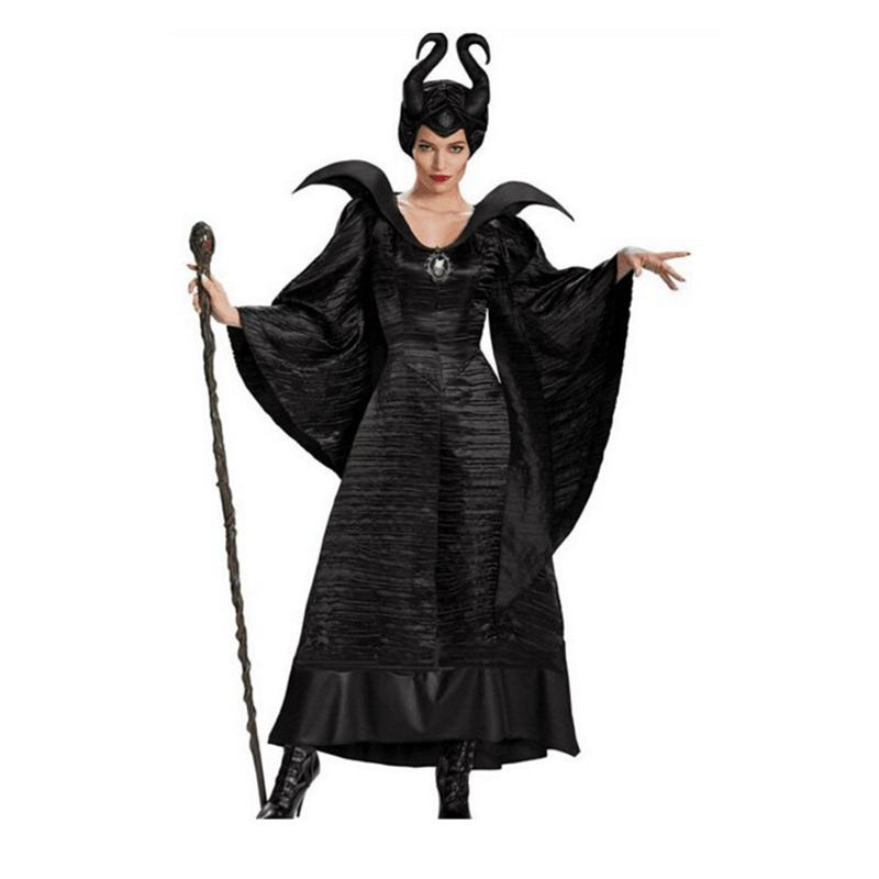 fbb5f3bd03b Hot Witch Costume Masquerade Queen Costume Adult Women'S Sexy Adult ...