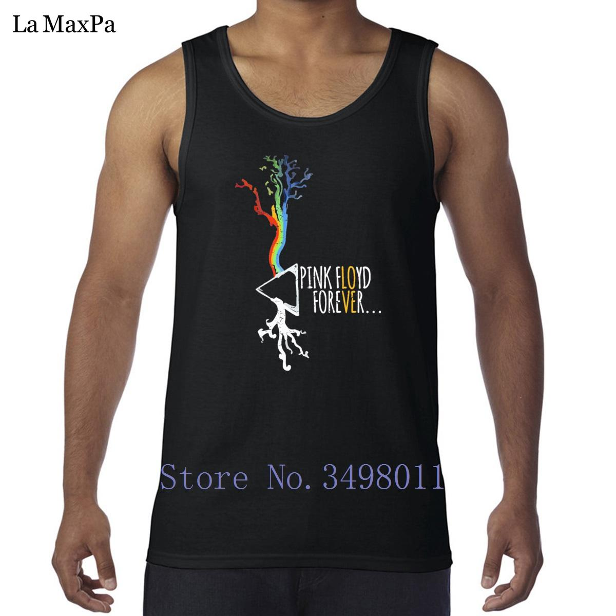 6e3d81b4d85f30 2019 Creature Trend Pink Floyd Dark Side Of The Moon Tank Top For Men  Singlets Newest Man Vest Sleeveless Websites Muscle Round Neck From Burtom
