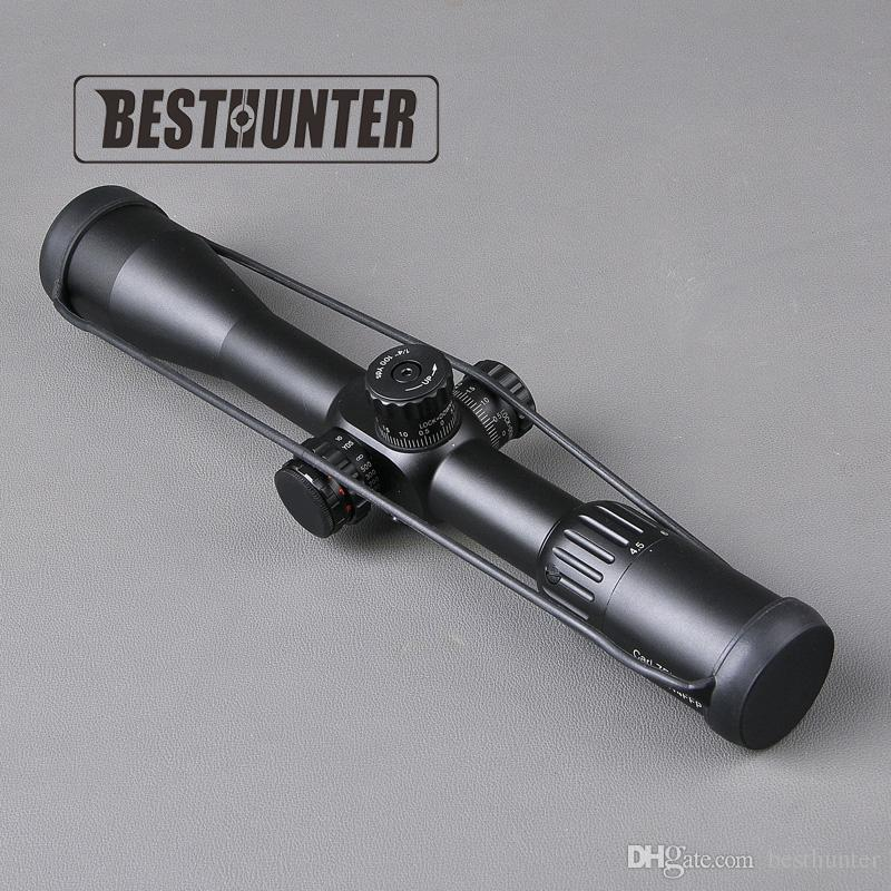 Carl ZEISS HD 4.5-18x44 SFIR Front & Rear Sight Tactical Riflescopes Optic Hunting Sight Digital Differentiation Reticle Hunting Scope