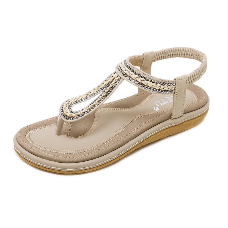 Men's Shoes Persevering Mens Flip-flops Summer Non-slip Outdoor Sandals 2019 Summer Soft Slippers Feet Casual Outdoor Beach Slippers Size 39-45 Factory Direct Selling Price