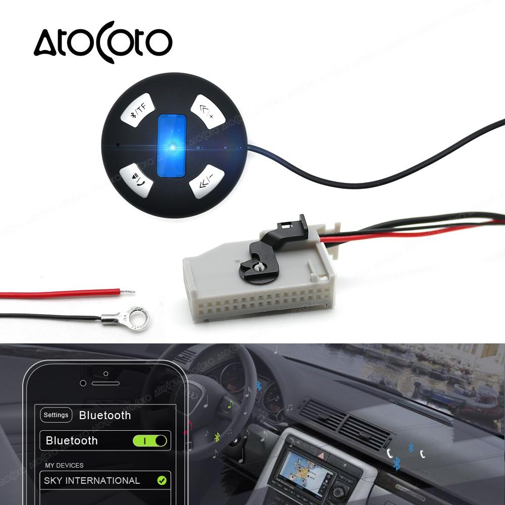 2018 32 Pin Module AUX Receiver Adapter For RNS E Navigation A8 R8 A3 A4 TF  Card Audio Input Bluetooth Car Kit Hand Free From Tonethiny, $81.86 |  DHgate.Com