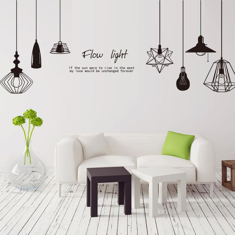 black spider wall sticker vinyl diy wall stickers for living room rh dhgate com