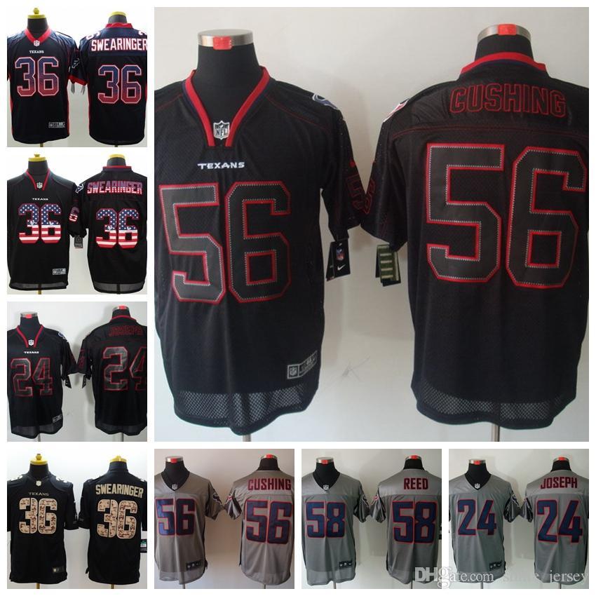 6a2ae063627 texans football shirts 2018 Mens 24 Johnathan Joseph Houston Jersey ...