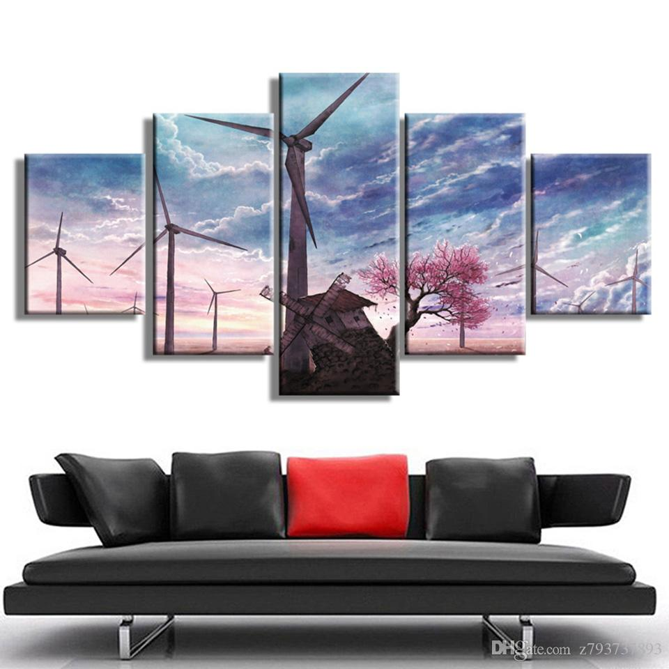 2018 Home Decoration Modern Wall Art 5