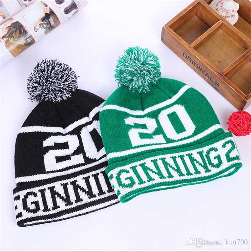 a1656a473d60bf New 208 Custom Knitted Beanie Winter Jacquard Hats The Best ...