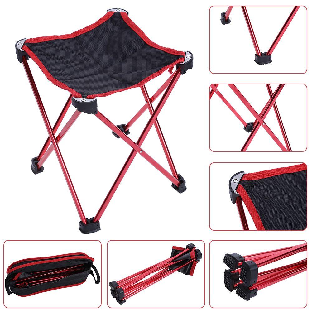 2019 aluminum alloy folding chair seat stool fishing picnic camping rh dhgate com