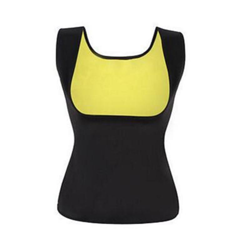 fd5204b70e54c Women Hot Neoprene Body Shapers Slimming Waist Slim Sportswear Vest  Underbust Plus Size S M L XL XXL XXXL Black Rose Blue Purple UK 2019 From  Candd