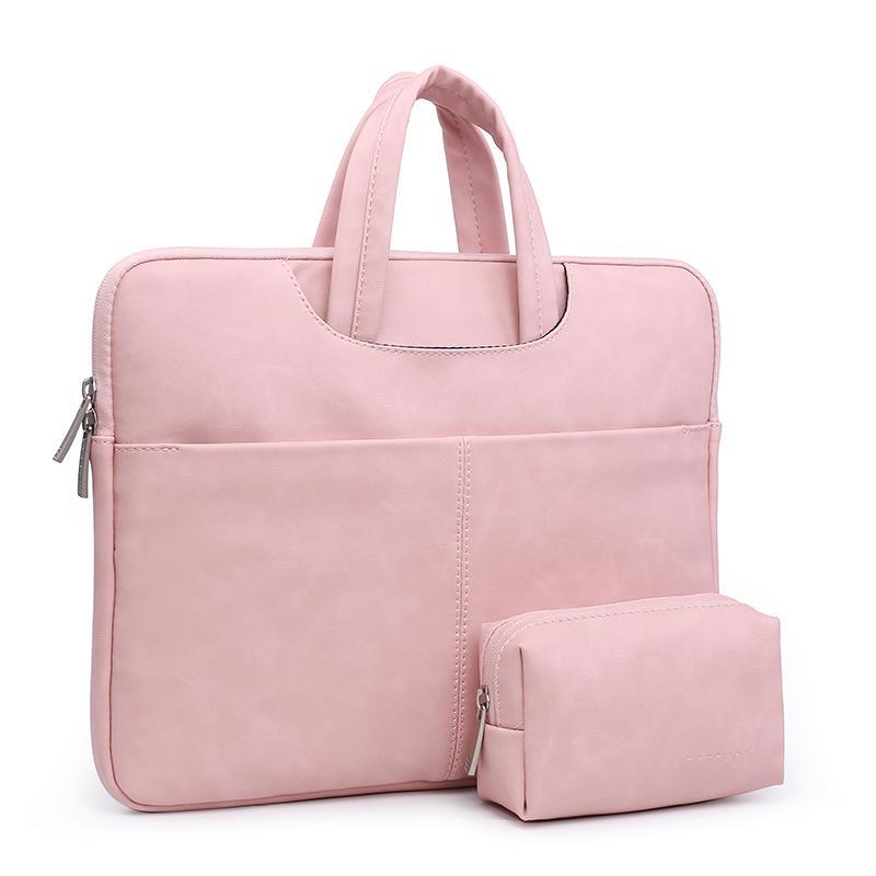 Women Handbags PU Leather Laptop Bag Business Briefcase Shoulder Bags  Female Notebook Laptop Bag Fashion Casual Black 2018 UK 2019 From Miumiu03 ce229b7101