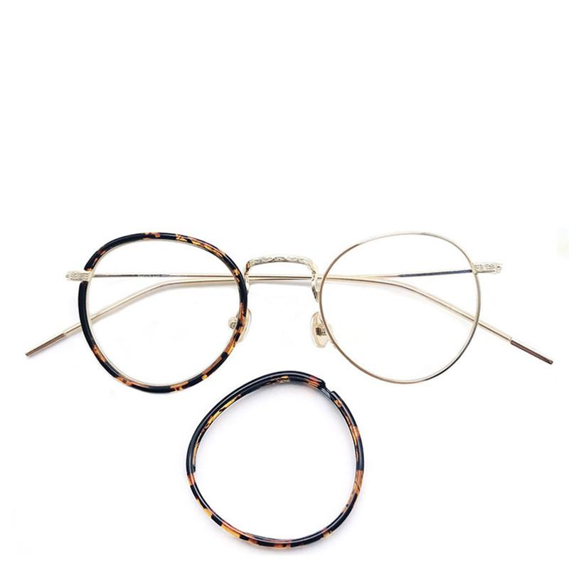 7c19d7164f Cheap Eyeglasses Titanium Frames for Man Best Titanium Rimless Frames for  Men