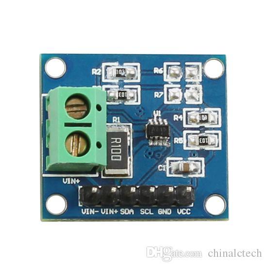 INA219 I2C interface Power supply monitoring sensor module