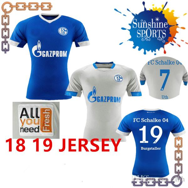 Seconda Maglia FC Schalke 04 completini
