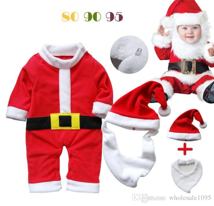 74fed3b99619 Children Clothing Autumn Winter Clothes Christmas Outfit Kids ...