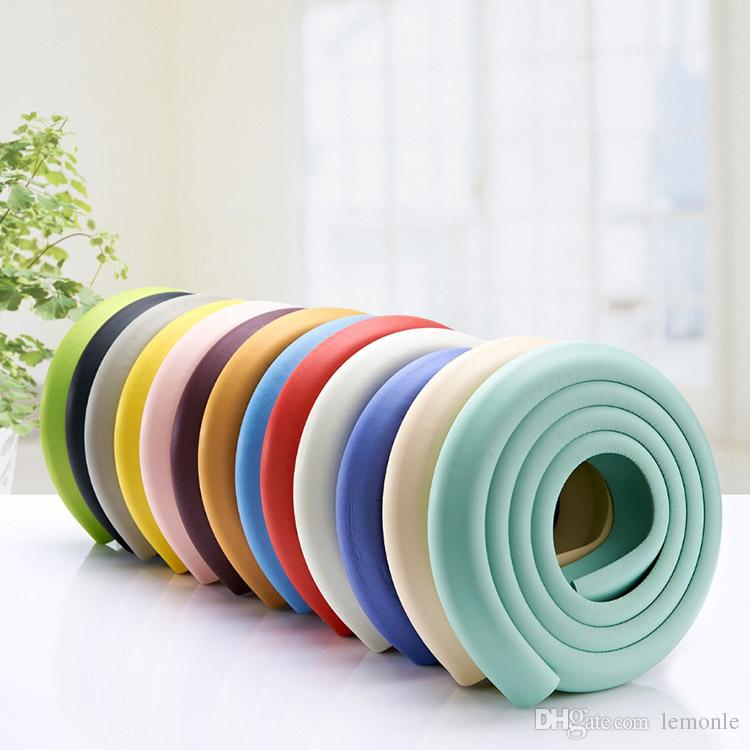2019 2m protector table guard strip baby safety products corner foam rh dhgate com