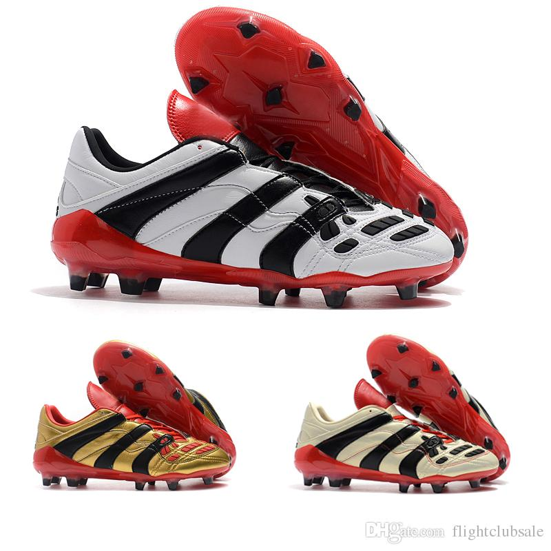 020adc1587b 2019 With Box Wholesale Drop Shipping Predator Accelerator DB David Beckham  Capsule FG Soccer Cleats Mens Soccer Shoes Football Boots From  Flightclubsale