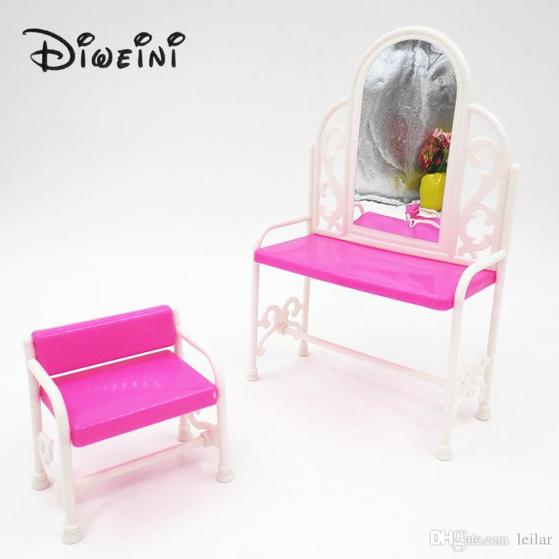 wholesale doll dressing table girl favorite birthday gift furniture rh dhgate com