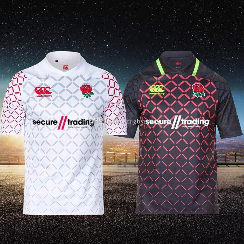 e2be1dd9d 2018 2019 England Rugby Jerseys Home Away Rugby National Team Super ...