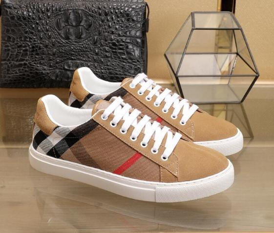 9133bcaea8f New Men Fashion Shoes Genuine Leather Low Top Men S Casual Leather Lattice  Canvas Stitching Lace Up Outdoor Sneakers 9155 Cheap Shoes For Women Leather  ...