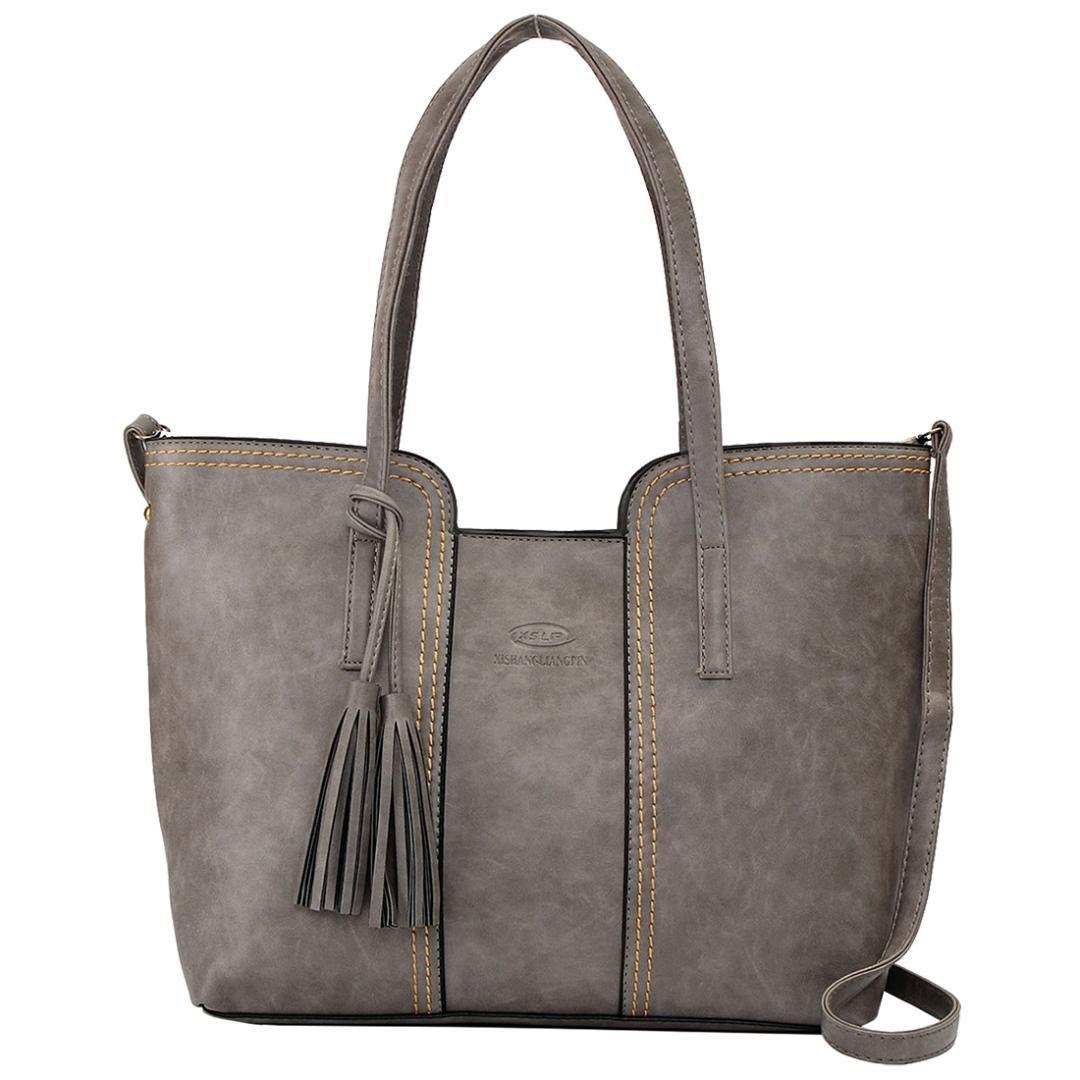 e8d32bf6bfcc SNNY Ladies Women Shoulder Bag Purse Tote Leather Satchel Handbag Messenger  Bag Women Shoulder Bag Messenger Bag Handbag Messenger Bags Online with ...