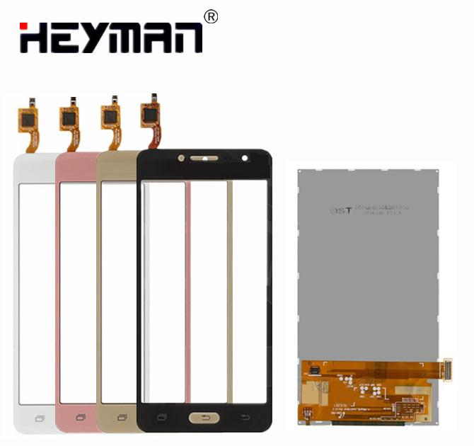 LCD with Touchscreen for Samsung Galaxy J2 Prime G532 SM-G532F LCD display screen Digitizer Glass Panel Front Replacement parts