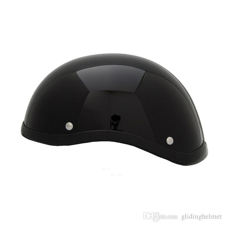 Half bike helmet motorcycle mountain bicycle bike helmet USA duck trail eagle open face vintage hill climbing for scooter