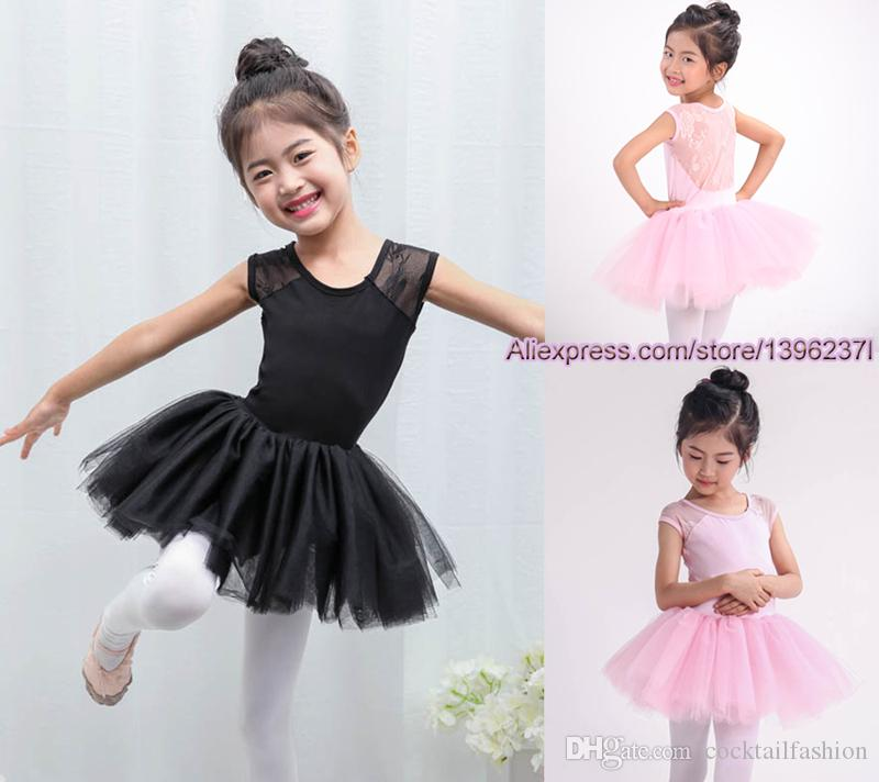 2018 Promotion Cotton Leotard Ballet Dress For Children The New Childrens Ballet Training Skirt Dance Clothes Costumes Stage Novelty & Special Use
