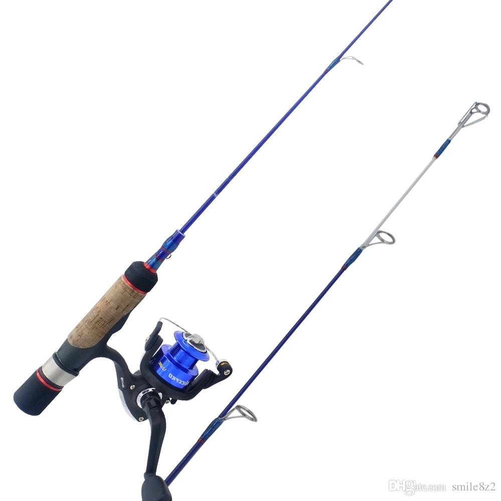 2019 honoreal fishing rod 2 sections hicepro ice fishing rod and rh dhgate com