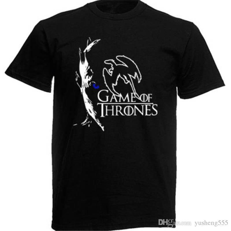 a62cf2c1d Offensive T Shirts Short Sleeve Top Crew Neck Mens Game Of Thrones T Shirt  Personalised T Shirt Mens Tee Shirts From Amesion62, $12.08| DHgate.Com