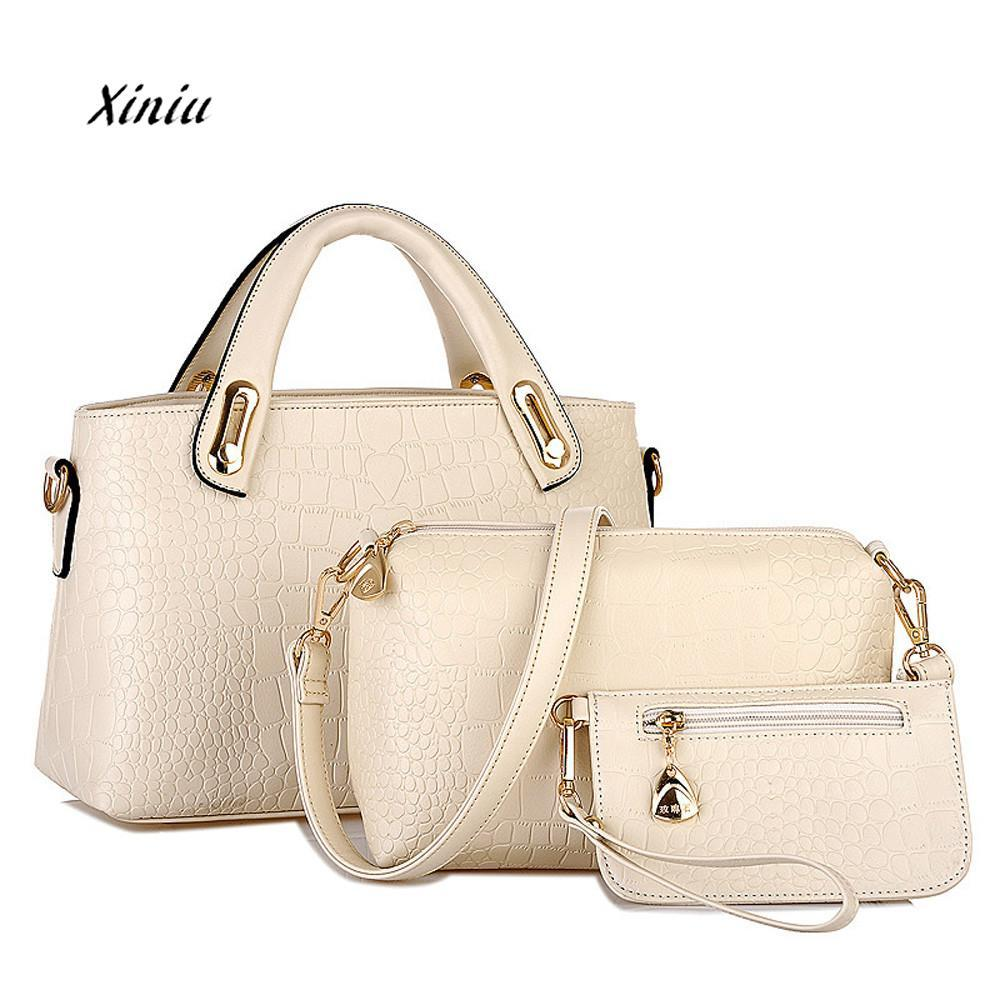 fa4244edacc Wholesale Women Bag Ladies Handbag Shoulder Bags Tote Purse Leather Ladies  Messenger Hobo Bag High Quality Luxury Crossbody Bag Online with  50.33  Piece on ...