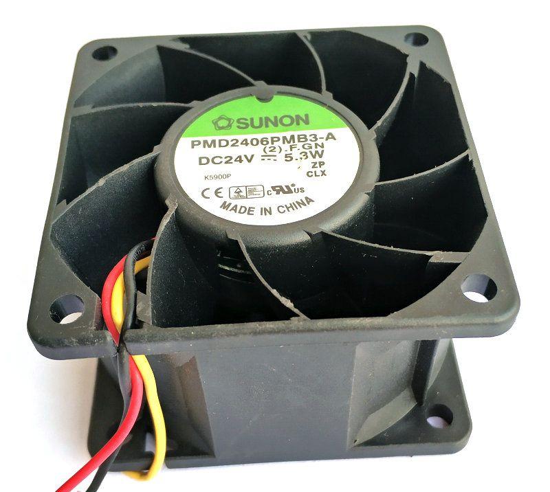 PMD2406PMB3-A 6 CM 6038 12 V 1.68A PFC0612DE Soğutma FAN cpu soğutucu soğutucu